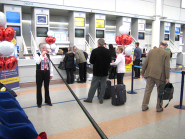 Launch of new flight route to Geneva, Jersey Airport