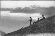 Above Brienz, postcard from 1911