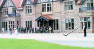 Wedding, Mar Lodge, Braemar, Scotland