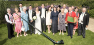 Wedding at Tonbridge, Kent
